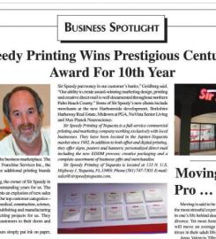 Richard Goldberg — Sir Speedy Printing